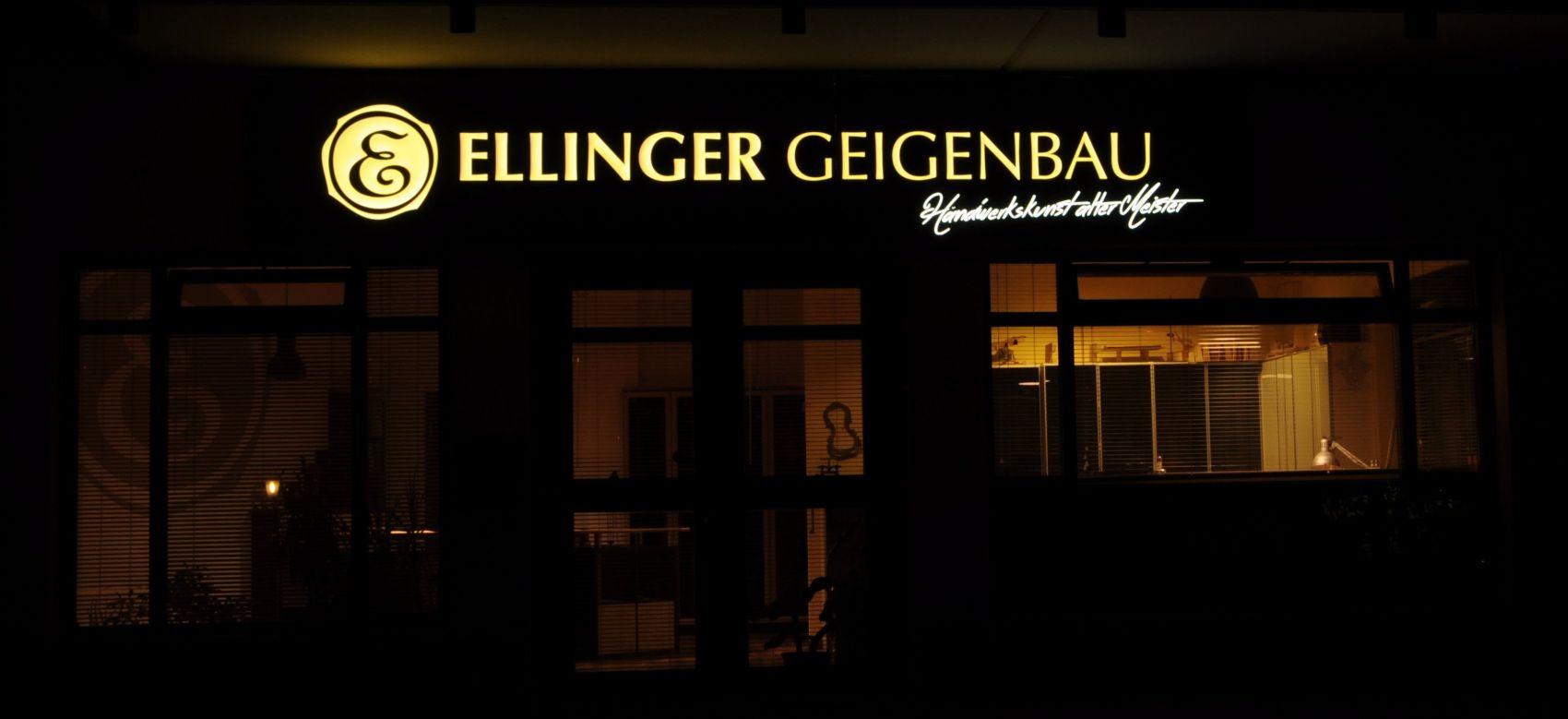 Atelier ELLINGER Geigenbau
