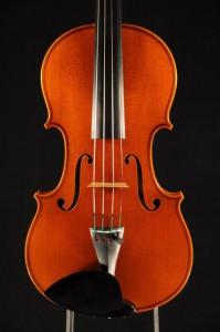 Decke Stradivari Dornröschen - Violine Bernd Ellinger 2014