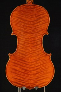 Stradivari Gibson - Violine 2012 - Ellinger Geigenbau
