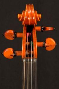 Schnecke- Violine 2012 - Ellinger Geigenbau